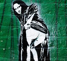 Moona Lisa by Nick Walker by Respire