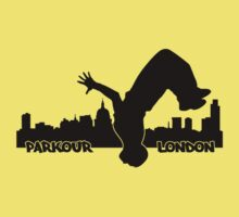 Parkour London by endorphin