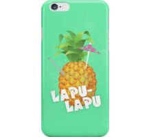 Lapu-Lapu iPhone Case/Skin