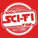 100% Sci-Fi Fan!  by thehookshot
