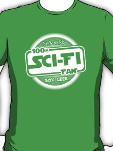 100% Sci-Fi Fan!  T-Shirt
