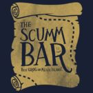 THE SCUMM BAR by DREWWISE
