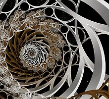 Steiner Scaffolding II by Ross Hilbert