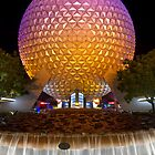 Goodnight, EPCOT by Ray Chiarello