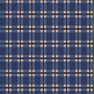 Blue and Tan Plaid by HighDesign