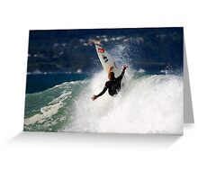 Slater @ The Jetty Greeting Card
