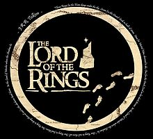 Simplistic Lord of the Rings by reaperwithaplan