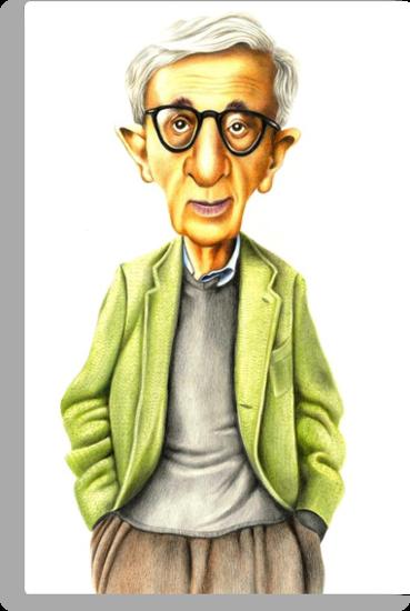 Woody by Margaret Sanderson