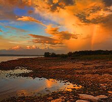 Rainbows And Reflections by Carolyn  Fletcher
