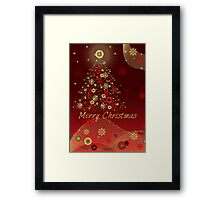 Merry Christmas  Framed Print