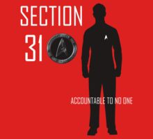 Agent of Section 31 by AWESwanky