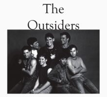 The Outsiders by BegitaLarcos