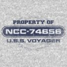 Property of USS Voyager by justinglen75