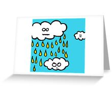 Don't Pee On Me Greeting Card
