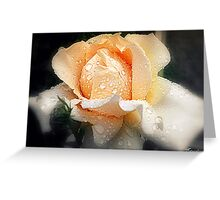 As Tears Go By Greeting Card