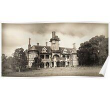 Iandra Castle ~ Greenthorpe NSW Poster