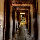 Tunnel Vision. by Julie  White