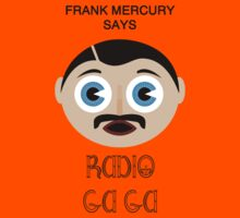 Frank Sidebottom - Freddie Mercury by Buleste