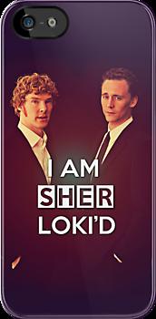 Sher Loki'd II by saniday