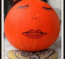 Pumpkin Head by ©The Creative  Minds
