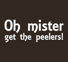 Get The Peelers (W) by BethXP