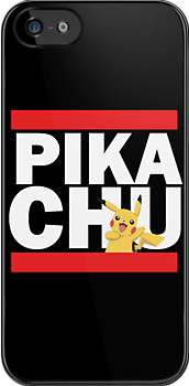 Pika Chu - Run DMC by ScottW93
