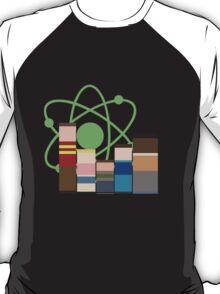 The Big 8-bit Theory T-Shirt