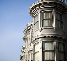 SF Street by Russell Greenwood