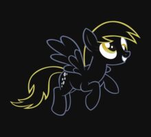 Derpy Hooves Outlined by LegendaryFisher