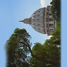 Vatican City, Apple iphone 4 4s, iPhone 3Gs, iPod Touch 4g case by lapart