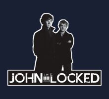 I AM LOCKED: JOHN-LOCKED by devinleighbee