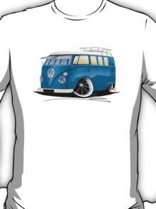 VW Splitty (11 Window) J T-Shirt