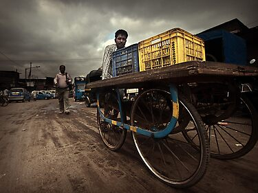 Deliveries by Michiel de Lange