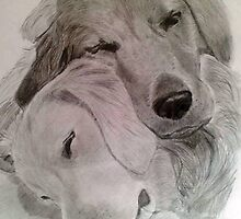 Happiness is a Cuddle by DianeL