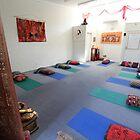Yoga Studio Photo Shoot by Emma  Wertheim ~