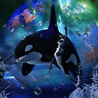 orca dreaming by shadowlea