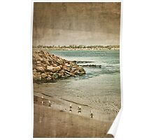 seashore Poster