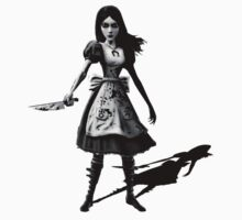 Alice Madness Returns by TheBeardedOne