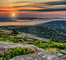Cadillac Mountain Sunrise by FStopGuy