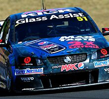 Jacques Villeneuve | Car 51 | V8 Supercars | 2012 by Bill Fonseca