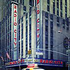 NYC: Radio City Music Hall by Nina Papiorek