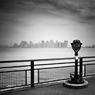 NYC: Manhattan View by Nina Papiorek
