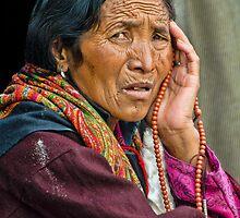 Waiting in Dharamsala for the Dalai Lama by Don Schwartz