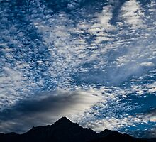 Himalayan Skies by Don Schwartz