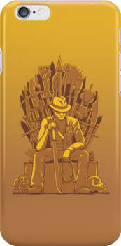 Game of Jones by DoodleDojo