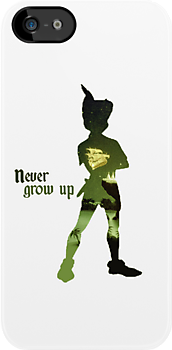 Never Grow Up by MargaHG