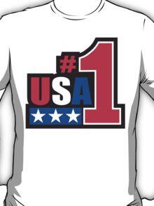 Veteran's Day USA #1 T-Shirt T-Shirt