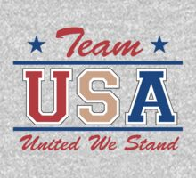 "Veteran's Day ""United We Stand"" T-Shirt by HolidayT-Shirts"