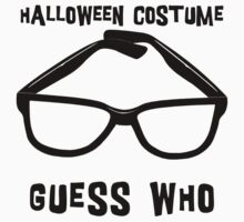 "Halloween ""Halloween Costume - Guess Who?"" T-Shirt by HolidayT-Shirts"