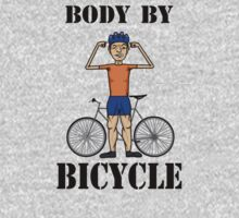Body by Bicycle by uncmfrtbleyeti